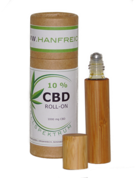 10% CBD Roll-on Premium 10ml
